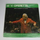 Time Life - FACTORY SEALED! - Operetta - 1980  (Vinyl Record)
