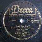 Bing Crosby & Mel Torme  -   Day By Day   (Vinyl Record)