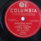 Frankie Yankovic  -  Rendezvous Waltz  (Vinyl Record)