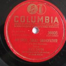 Kate Smith - My Great, Great Grandfather   (Vinyl Record)