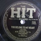 Bob Strong  - You Belong To My Heart  (Vinyl Record)