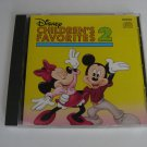 Walt Disney - Disney Children's Favorites 2 - Circa 1977 - Compact Disc