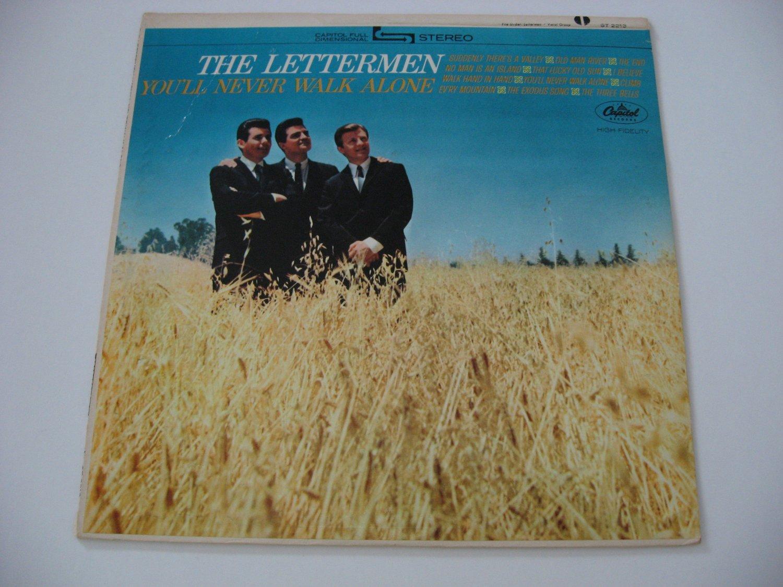The Lettermen - You'll Never Walk Alone  (Vinyl Record)