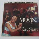 Kay Starr  -  Movin' - Circa 1959