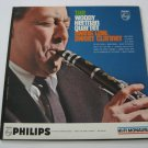 Woody Herman Quartet - Sing Low Sweet Clarinet  (Vinyl Record)