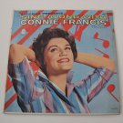 Connie Francis  - Sing Along With Connie - Circa 1961