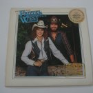 David Frizzell and Shelly West -  Frizzell & West Album  (Vinyl Record)