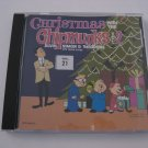 The Chipmunks - Christmas With The Chipmunks Vol 2   (CD)