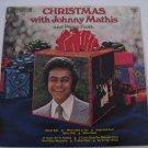 Johnny Mathis With Percy Faith  - Christmas - 1973  (Vinyl Records)