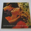 Les Baxter  -  Love Is A Fabulous Thing - 1958  (Vinyl Records)