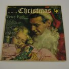 Percy Faith  -  Music Of Christmas - 1954  (Vinyl LP)