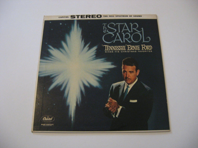Tennessee Ernie Ford The Star Carol Circa 1958
