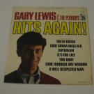 Gary Lewis & The Playboys  -  Hits Again  (Vinyl Records)