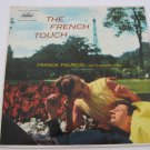 Franck Pourcel  -  The French Touch  (Vinyl Records)