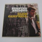 Glen Campbell  -  Burning Bridges - 1967  (Vinyl Record)