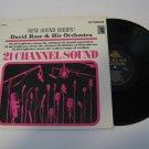 David Rose  - 21 Channel Sound  (Vinyl Records)