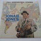 Jonah Jones  -  Swingin' 'Round The World  (Vinyl Records)