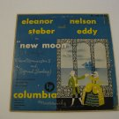 Nelson Eddy & Eleanor Steber - New Moon - 1950 (Vinyl Records)