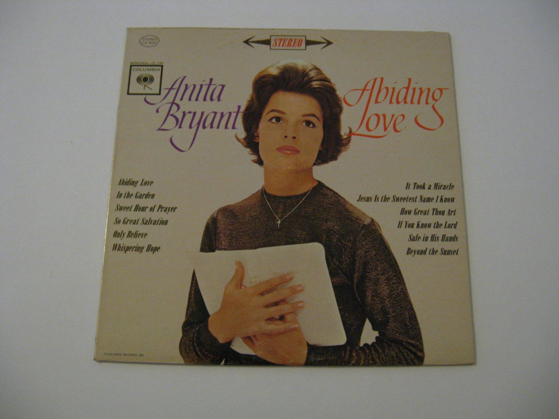Anita Bryant - Abiding Love - 1962 (Vinyl Record)