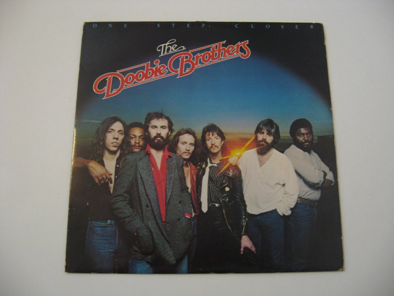 The Doobie Brothers - One Step Closer - 1980 (Records)