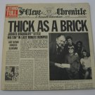 Jethro Tull - Thick As A Brick - 1972 (Vinyl LP)