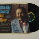 Tex Ritter - Hillbilly Heaven - 1961 (Vinyl Records)
