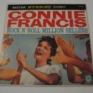 Connie Francis  - Rare Stereo -  Rock N' Roll Million Sellers  -  1959  (Vinyl LP)