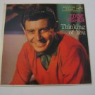 Eddie Fisher - Thinking Of You - 1957  (Vinyl Records)