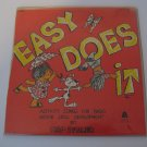 Hap Palmer - Easy Does It - 1977  (Vinyl Records)