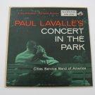 Paul Lavalle's - Concert In The Park - 1954  (Vinyl LP)