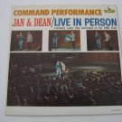 Jan & Dean - Live In Person - 1965  (Vinyl LP)
