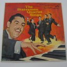 The Statesman Quartet - Sings With Hovie Lester - 1958  (Vinyl Records)
