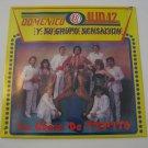 Domenico El Audaz - Factory Sealed Import! - La Guera De Tepito - 1990  (Records)