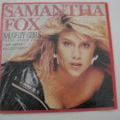 Samantha Fox - Naughty Girls - 1987  (Vinyl Records)