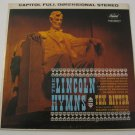 Tex Ritter - The Lincoln Hymns - 1961 (Records)