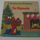 The Chipmunks - The Twelve Days Of Christmas - 1980 (Records)