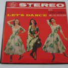 David Carrol Orchestra - Let's Dance - 1959  (Record)