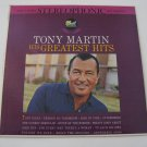 Tony Martin - His Greatest Hits - 1961  (Records)