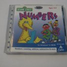 Sesame Street - Numbers -  1998  (CD)
