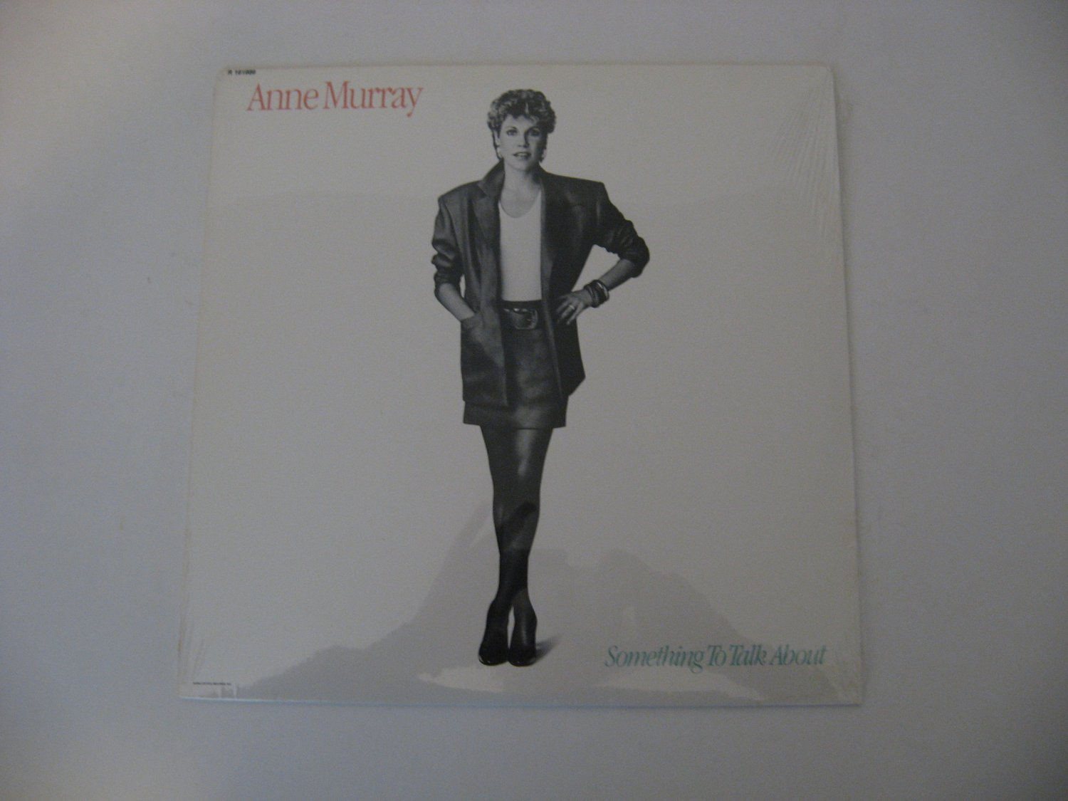 Factory Sealed! - Anne Murray  - Something To Talk About - 1986  (Record)