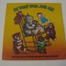 Georgiana Stewart - My Teddy Bear And Me - 1984  (Records)