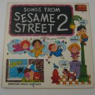 Walt Disney - Songs From Sesame Street 2 - 1972   (Record)