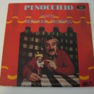 Bernard Cribbins - Pinocchio - 1978  (Record)