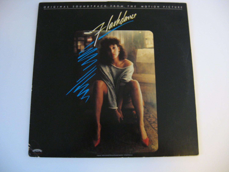 Donna Summer- Kim Carnes - Laura Branigan - Flashdance Soundtrack - Circa 1983