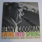 Benny Goodman - Swing Into Spring - 1958  (Record)
