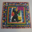 Third World - Serious Business - 1989   (Record)