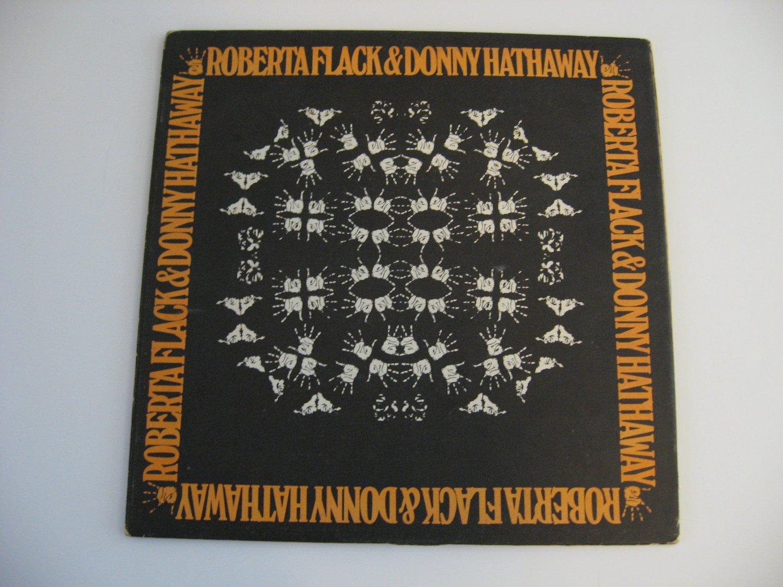Roberta Flack & Donny Hathaway - Self Titled - Circa 1972