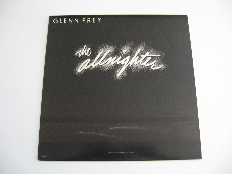Glenn Frey - The Allnighter - 1984  (Records)