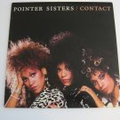 Pointer Sisters - Contact - 1985  (records)