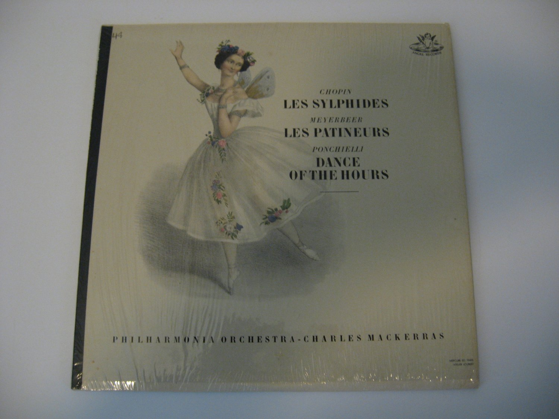 Charles Mackerras & Philaharmonia Orchestra - Ballet Music - 1960  (record)